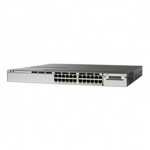 WS-C3750X-24T-L - Cisco 3750-X Series 24x Gigabit Switch