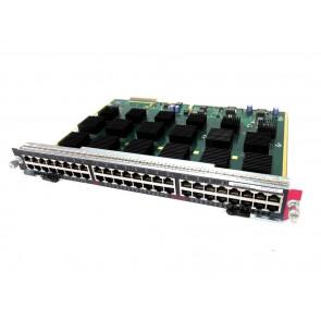 WS-X4448-GB-RJ45 - Cisco Catalyst 4000 48-Port 10/100/1000 Switch Module