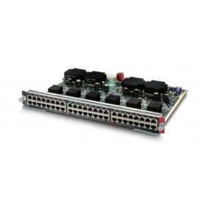 WS-X4548-GB-RJ45 - Cisco 48 Pt 10/100/1000 Gigabit Switch