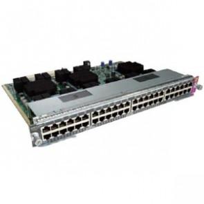 WS-X4748-RJ45V+E - Cisco WS-X4748-RJ45V+E Catalyst 4500E 48-Port UPOE 10/100/1000 RJ-45 Switch